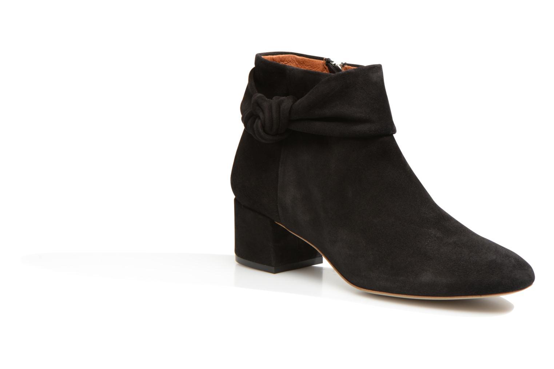 Bottines et boots Made by SARENZA Chantilly Chérie #6 Noir vue droite