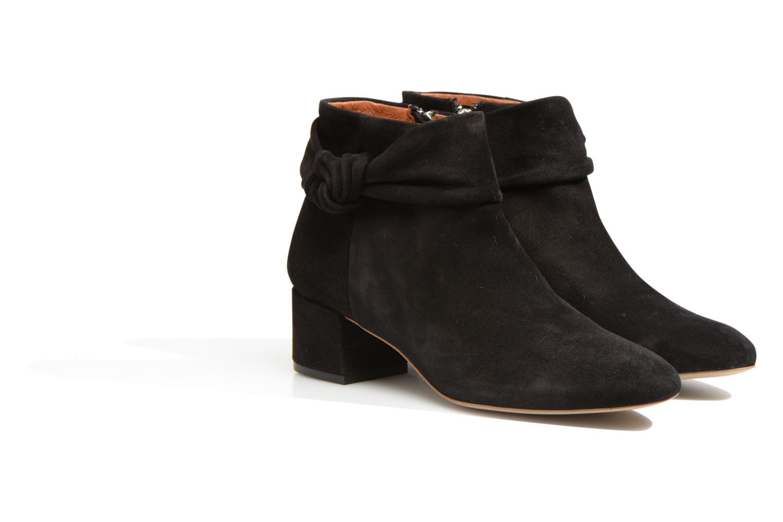 Bottines et boots Made by SARENZA Chantilly Chérie #6 Noir vue derrière