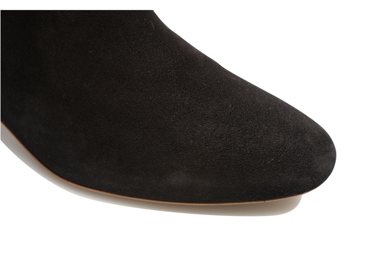 Bottines et boots Made by SARENZA Chantilly Chérie #6 Noir vue gauche