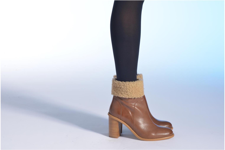 Boots en enkellaarsjes Made by SARENZA Chantilly Chérie #9 Bruin onder