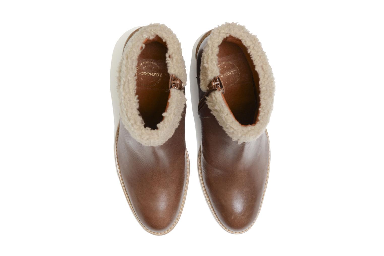 Boots en enkellaarsjes Made by SARENZA Chantilly Chérie #9 Bruin model