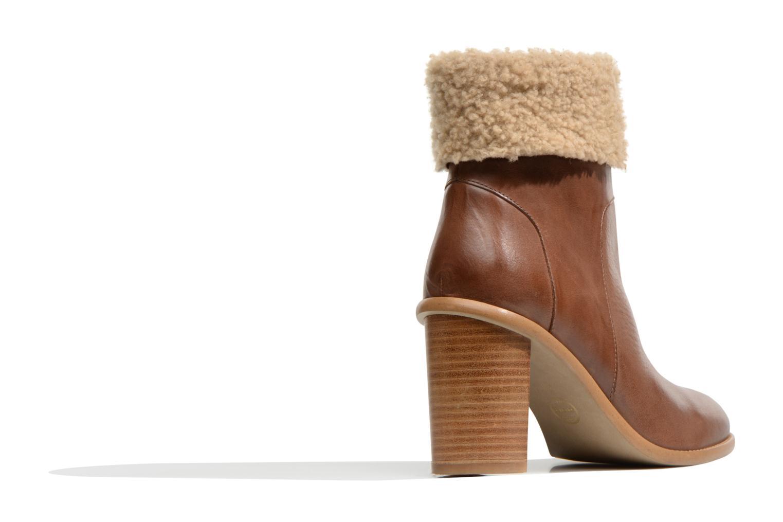 Boots en enkellaarsjes Made by SARENZA Chantilly Chérie #9 Bruin voorkant