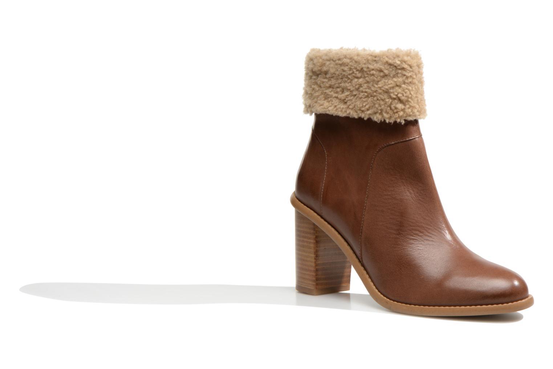 Boots en enkellaarsjes Made by SARENZA Chantilly Chérie #9 Bruin rechts