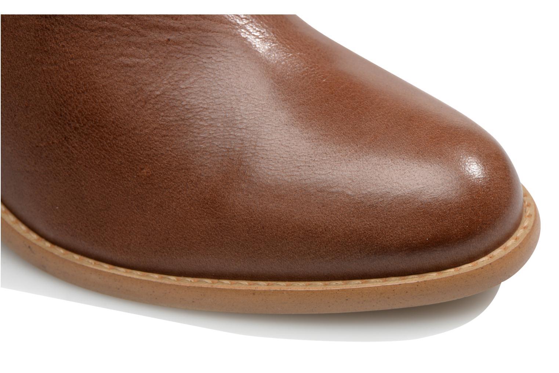 Boots en enkellaarsjes Made by SARENZA Chantilly Chérie #9 Bruin links