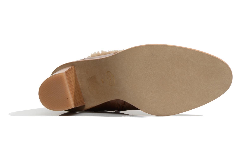 Boots en enkellaarsjes Made by SARENZA Chantilly Chérie #9 Bruin boven