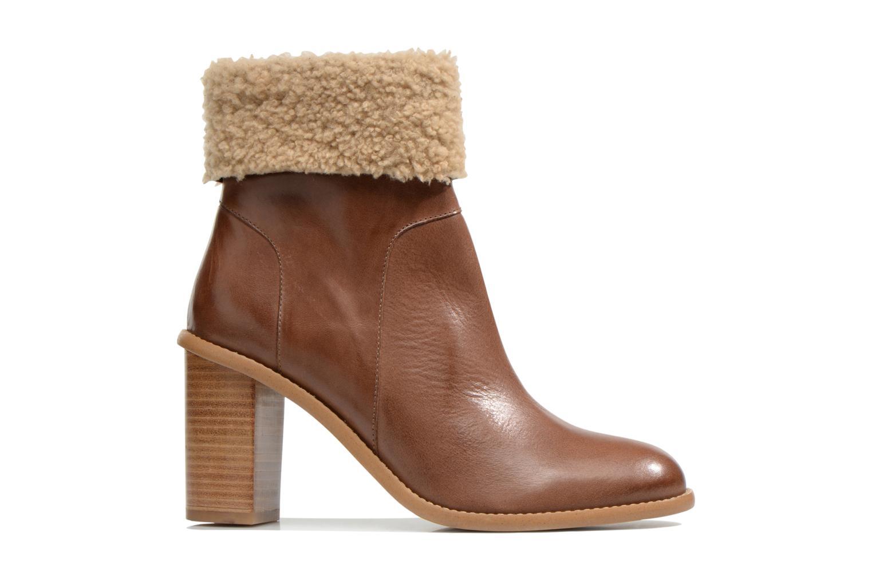 Boots en enkellaarsjes Made by SARENZA Chantilly Chérie #9 Bruin detail