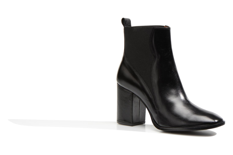 Bottines et boots Made by SARENZA Smoking Simone #6 Noir vue droite