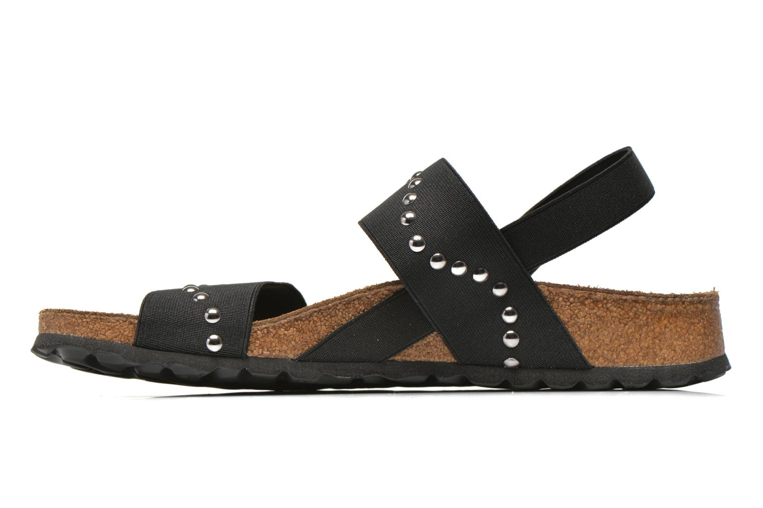 Sandals Papillio Caterina Stretch W Black front view