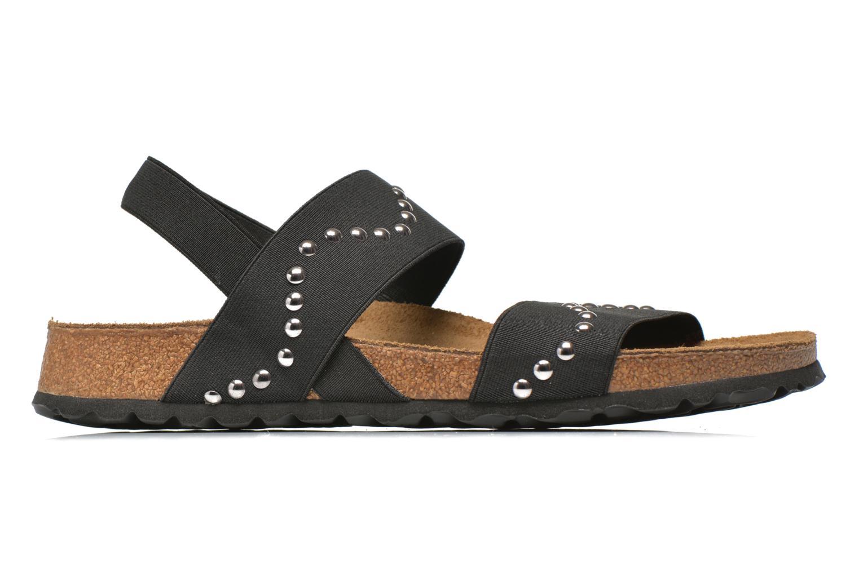 Sandals Papillio Caterina Stretch W Black back view