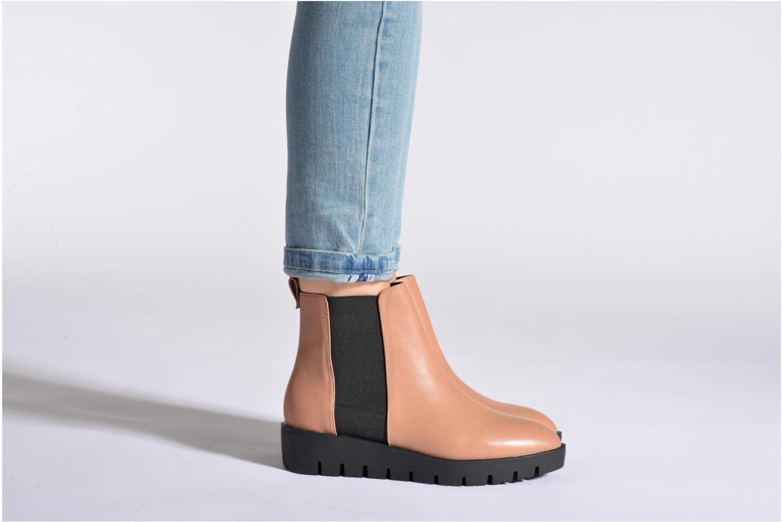 Boots en enkellaarsjes Aldo EVORA Zwart onder