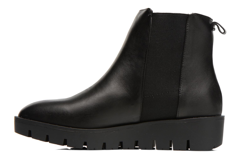 Boots en enkellaarsjes Aldo EVORA Zwart voorkant