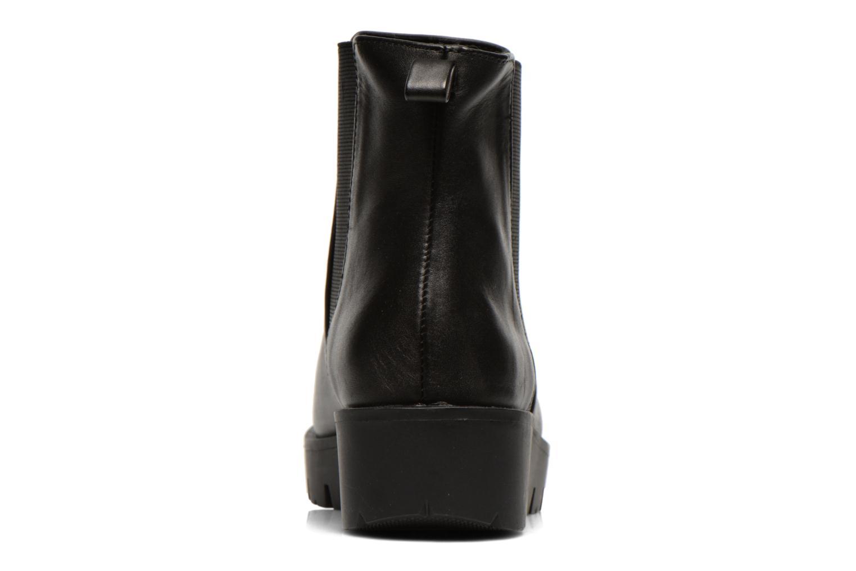Boots en enkellaarsjes Aldo EVORA Zwart rechts