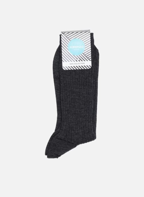 Socks & tights Sarenza Wear Socks unies Grey detailed view/ Pair view