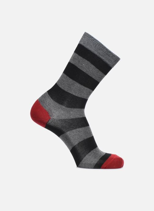 Socks & tights Sarenza Wear Socks larges rayures Grey detailed view/ Pair view
