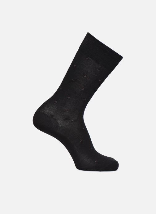 Chaussettes et collants Sarenza Wear Chaussettes Losanges Noir vue détail/paire