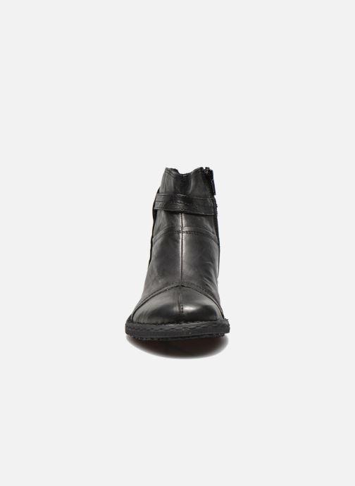 Bottines et boots Khrio Shadan Noir vue portées chaussures