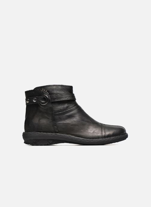 Ankle boots Khrio Shadan Black back view