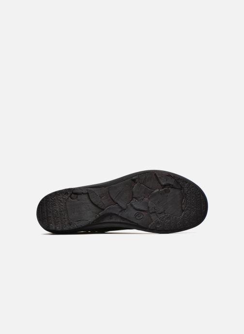 Bottines et boots Khrio Shadan Noir vue haut