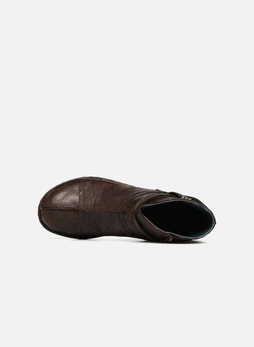 Boots en enkellaarsjes Khrio Shadan Bruin links