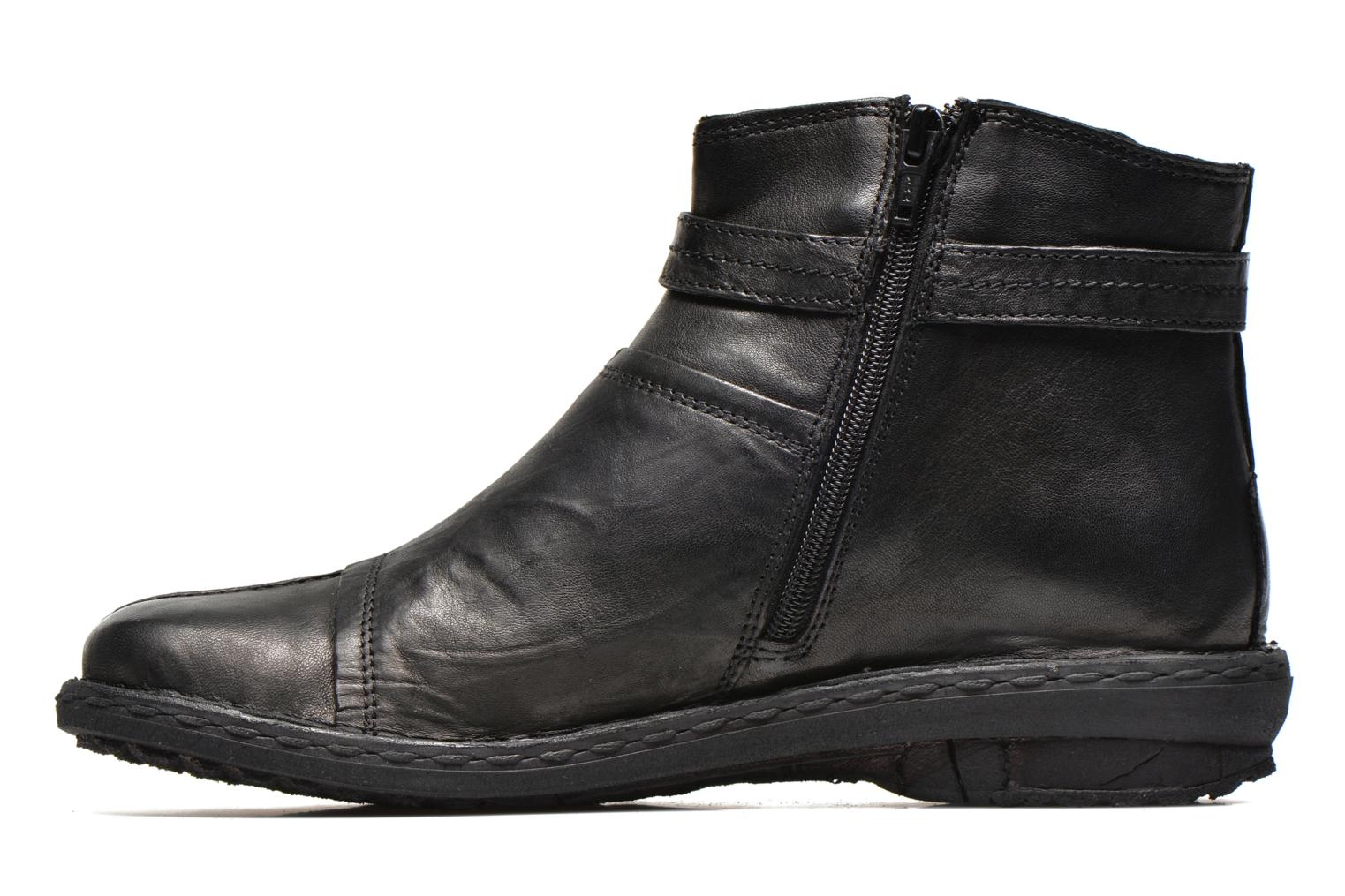 Ankle boots Khrio Shadan Black front view