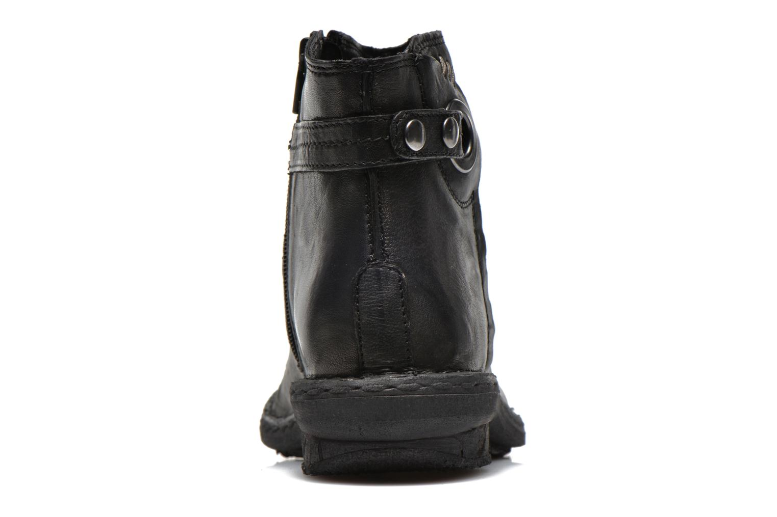 Ankle boots Khrio Shadan Black view from the right