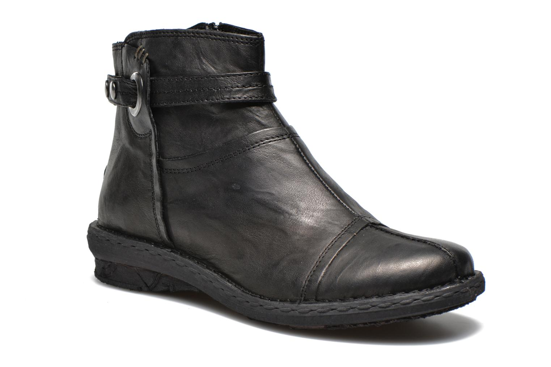 Bottines et boots Khrio Shadan Noir vue détail/paire