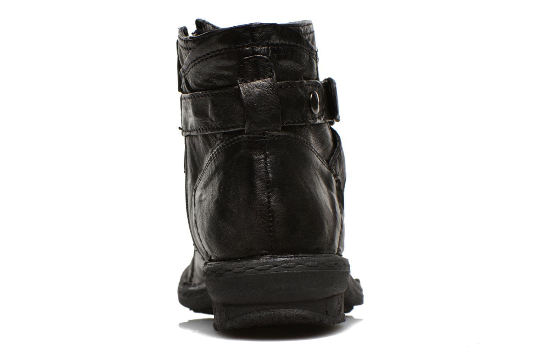 Bottines et boots Khrio Sabras Noir vue droite
