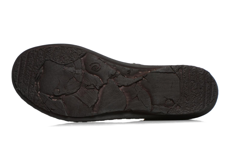 Bottines et boots Khrio Sabras Noir vue haut