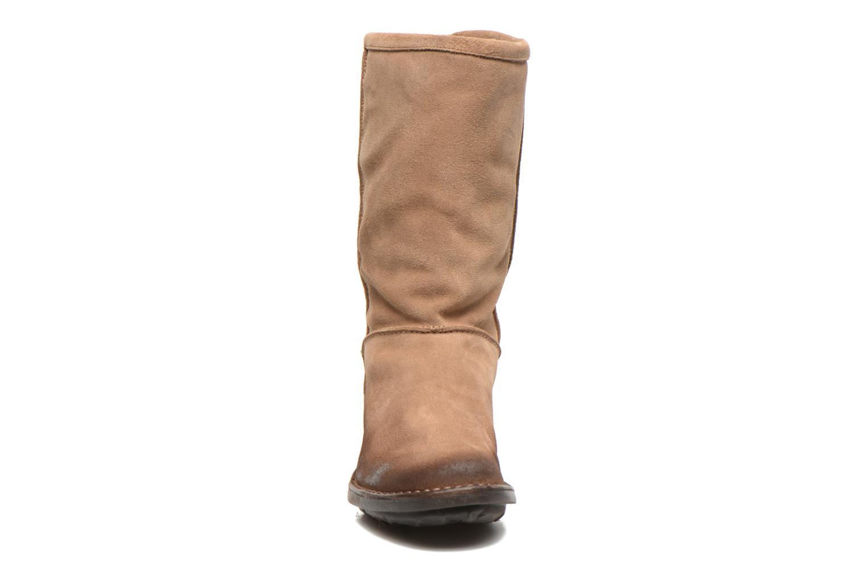 Bottines et boots Khrio Jacas Beige vue portées chaussures