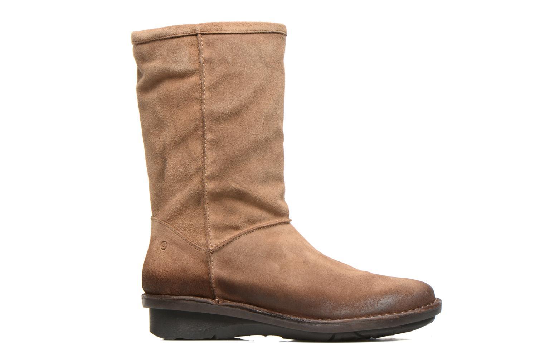 Bottines et boots Khrio Jacas Beige vue derrière