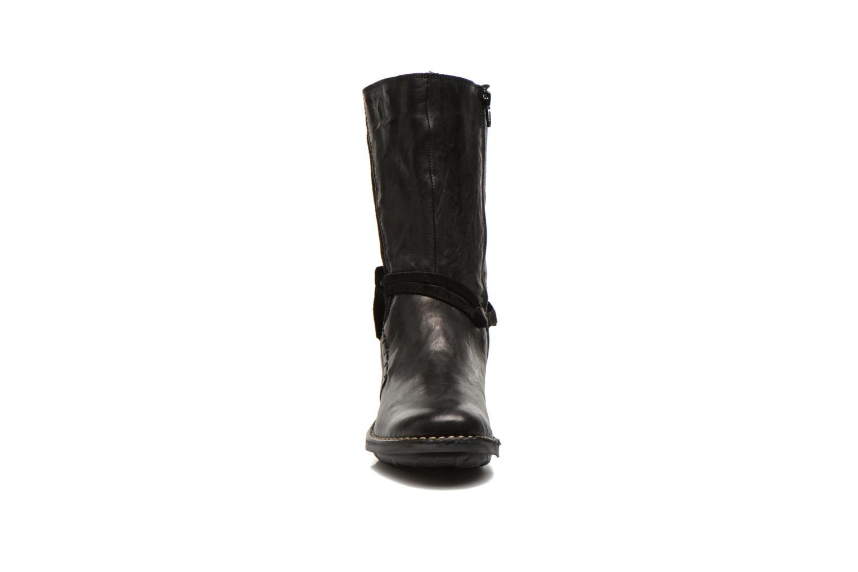 Bottines et boots Khrio Dibor Noir vue portées chaussures