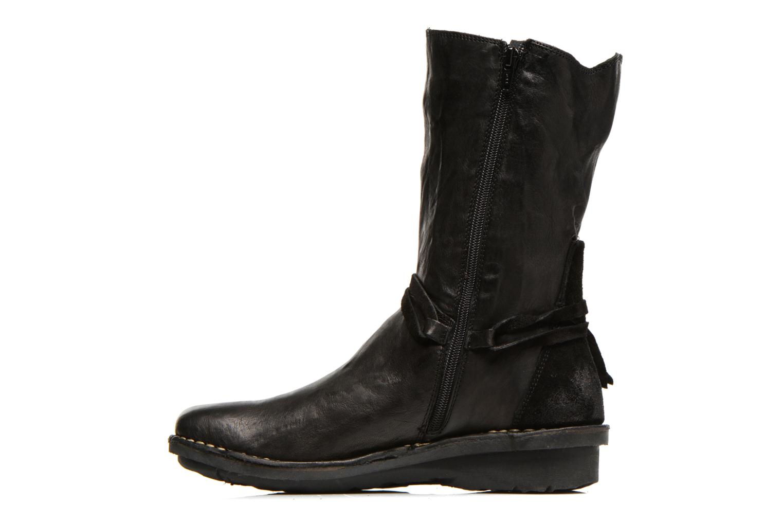 Bottines et boots Khrio Dibor Noir vue face