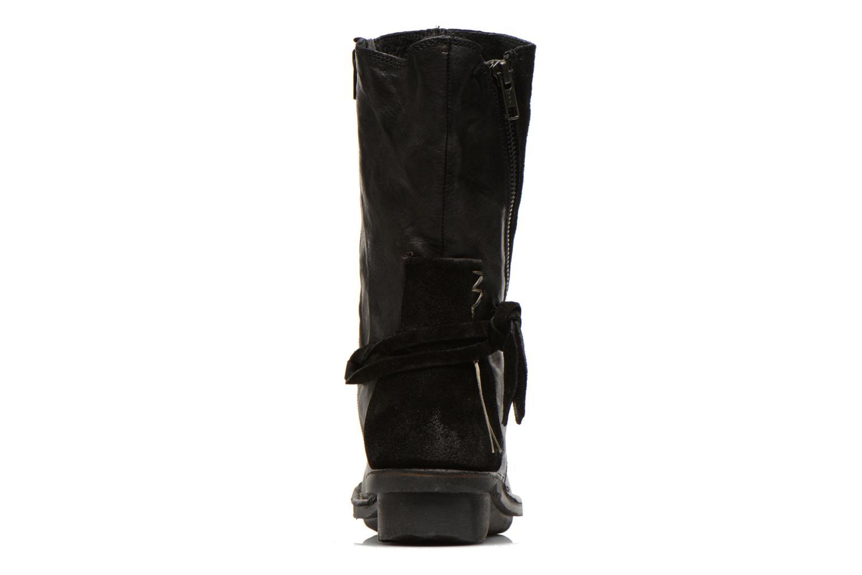 Bottines et boots Khrio Dibor Noir vue droite
