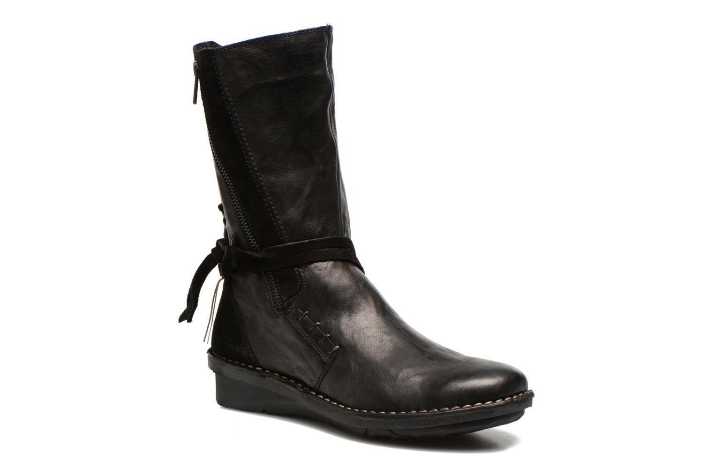 Bottines et boots Khrio Dibor Noir vue détail/paire