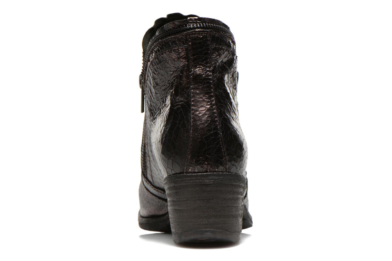 Bottines et boots Khrio Jamin Noir vue droite