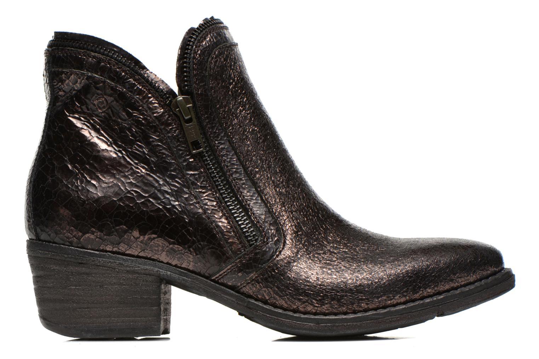 Bottines et boots Khrio Jamin Noir vue derrière