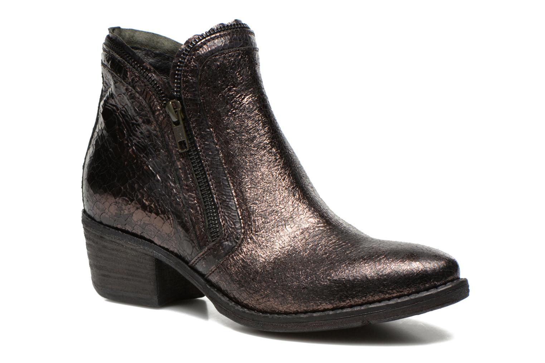 Bottines et boots Khrio Jamin Noir vue détail/paire
