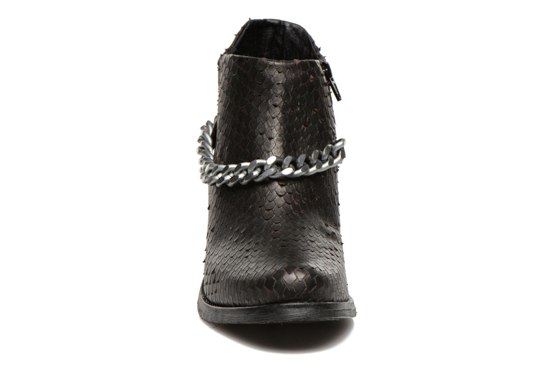 Boots en enkellaarsjes Khrio Pito Zwart model