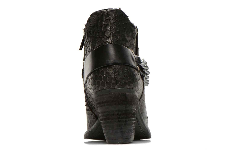 Bottines et boots Khrio Pito Noir vue droite