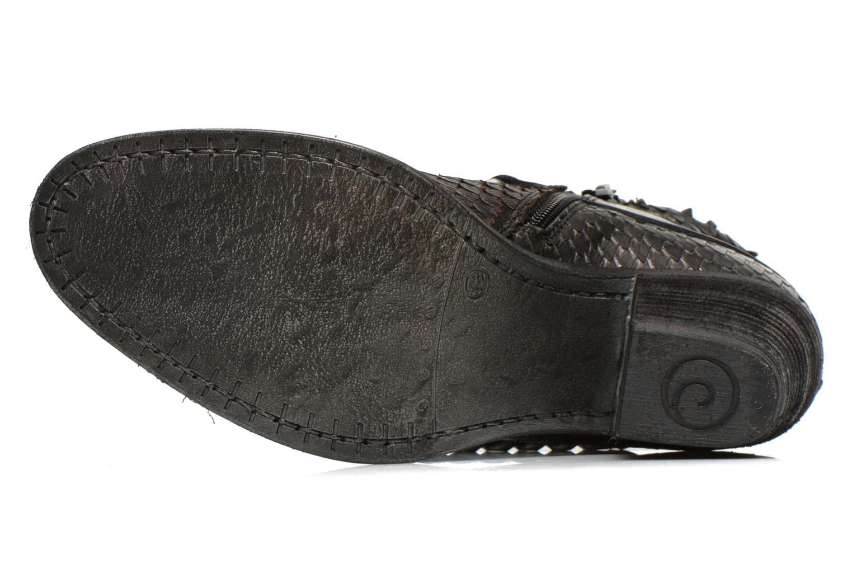 Boots en enkellaarsjes Khrio Pito Zwart boven