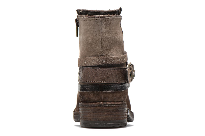 Bottines et boots Khrio Torel Marron vue droite