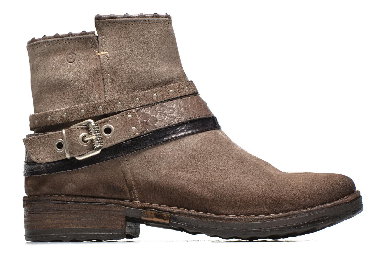 Bottines et boots Khrio Torel Marron vue derrière