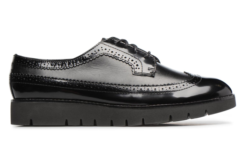Chaussures à lacets Geox D BLENDA C D540BC Noir vue derrière