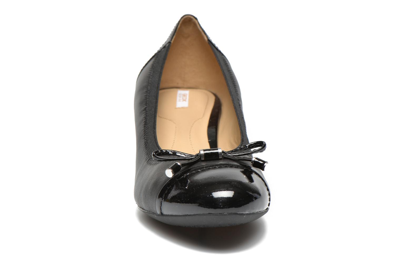 Zapatos de tacón Geox D FLORALIE A D54T4A Negro vista del modelo