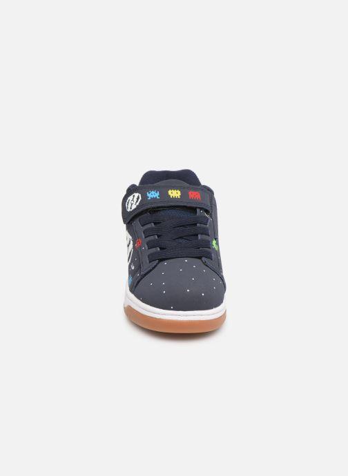 Baskets Heelys Dual Up X2 Bleu vue portées chaussures