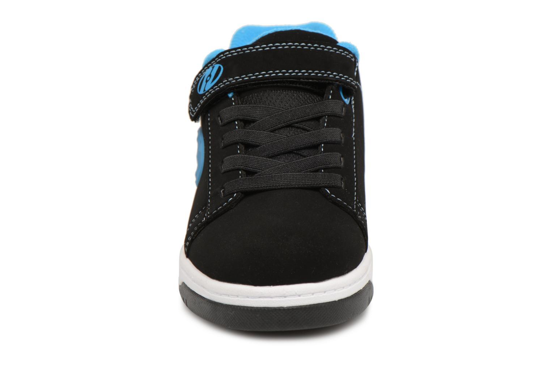 Baskets Heelys Dual Up X2 Noir vue portées chaussures