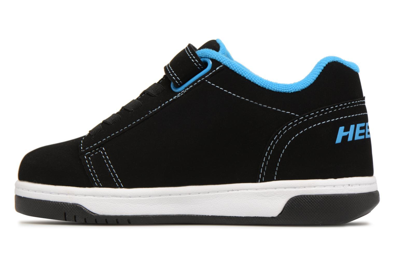 Baskets Heelys Dual Up X2 Noir vue face