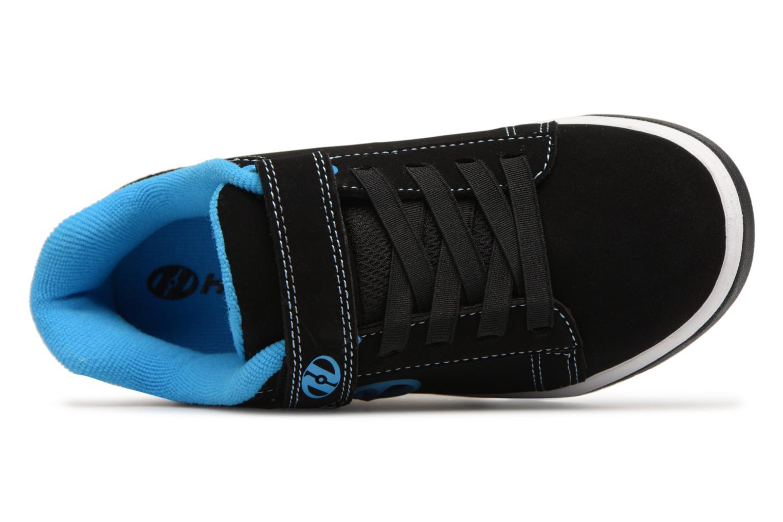 Baskets Heelys Dual Up X2 Noir vue gauche