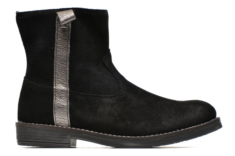 Bottines et boots Minibel Julie Noir vue derrière