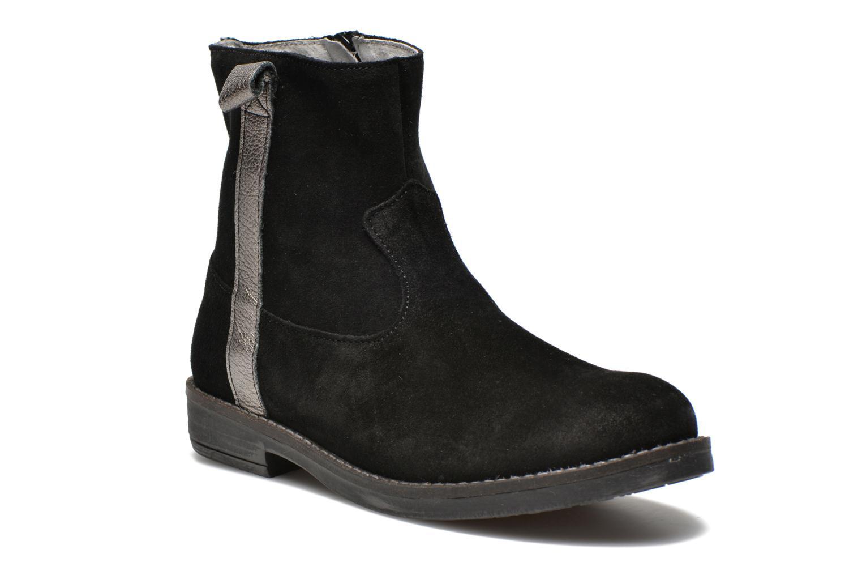 Bottines et boots Minibel Julie Noir vue détail/paire